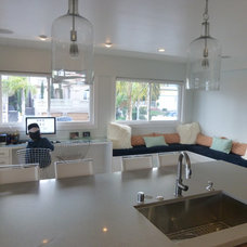 Contemporary Kitchen by Inspired Interiors by Tamra