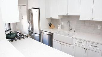 Manhattan Kitchen and Bathroom Renovation by NYKB