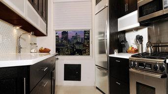Manhattan Kitchen Renovation by NYKB