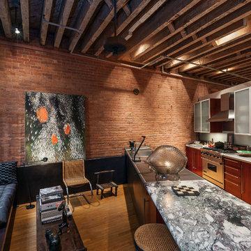 Manhattan, NY: Soho Artist Loft