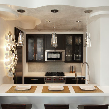 Manhattan, NYC Apartment Kitchen, DU1302