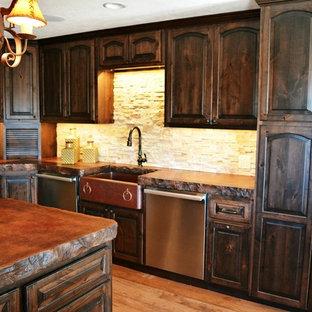Cucina abitabile rustica : Foto e Idee per Ristrutturare e ...