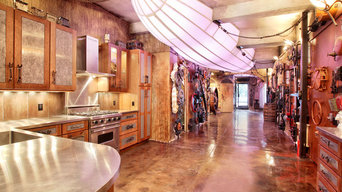 Manhattan Steam Punk Loft