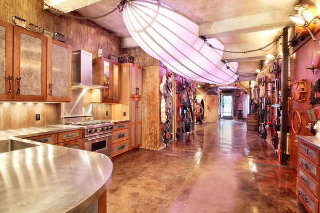 Eclectic Kitchen by Real Estate Investing Guru Review