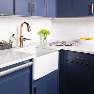 Manhattan Studio Transitional Kitchen