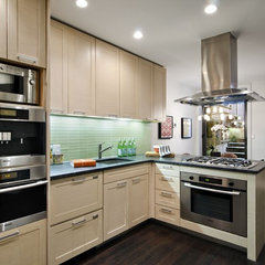 modern kitchen by Cathy Hobbs Design Recipes