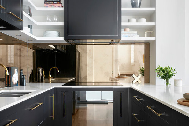 Traditional Kitchen by smarterBATHROOMS+