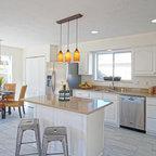 Chuckanut Ridge Modern Kitchen Seattle By Prentiss
