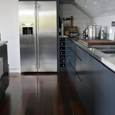 Modern Kitchen by Capital Building