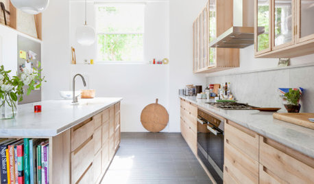 23 Rooms Beautifully Enhanced by Natural Finishes