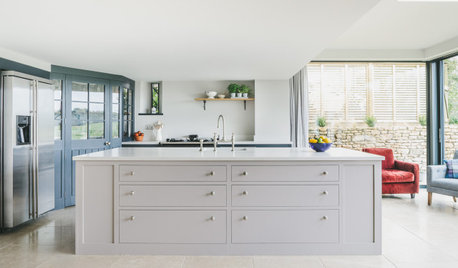 UK Kitchen Tour: A Timeless Design With a Clever Butler's Pantry