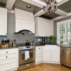Traditional Kitchen by Brookstone Builders