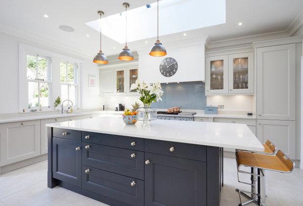 Transitional Kitchen by Ashford Kitchens & Interiors