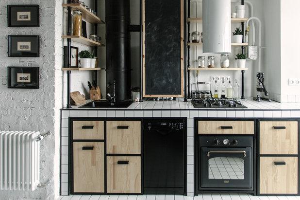 Лофт Кухня by buro5