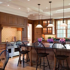 traditional kitchen by Design Resource