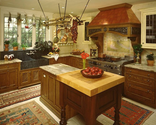 Tudor interior home design ideas pictures remodel and decor for Tudor kitchen design