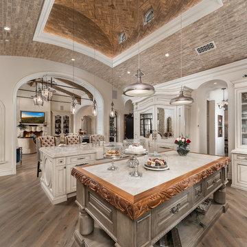 Mansions Ceilings by Fratantoni Interior Designers!