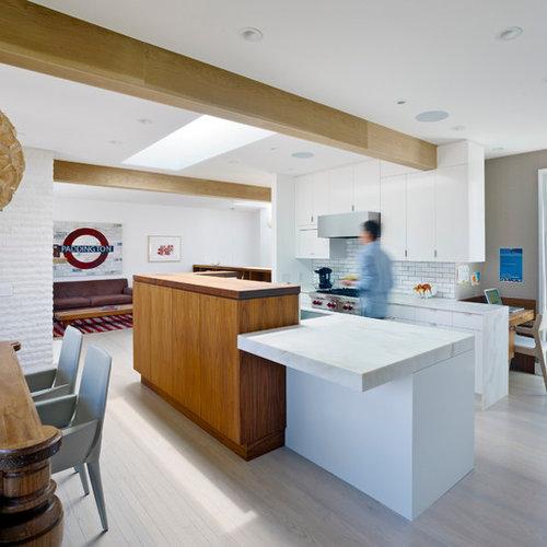 White Subway Tile Kitchen Backsplash: White Subway Tile Backsplash