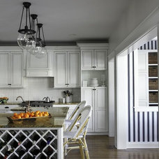 Transitional Kitchen by 2to5design
