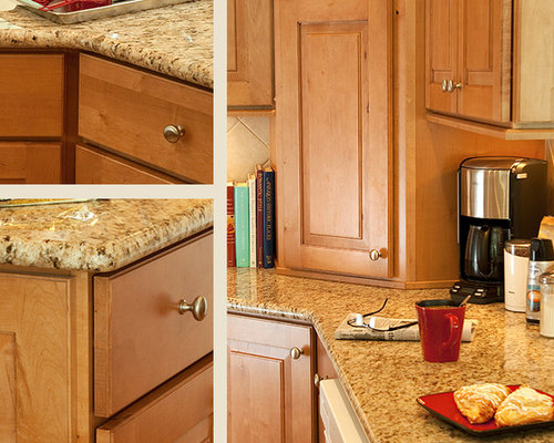 Granite Countertops Maple Cabinets | Houzz on Granite Countertops With Maple Cabinets  id=87167