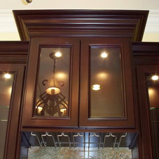 Traditional Kitchen by Paul Lauguico Cabinetry.com
