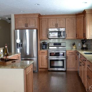 Maple Kitchen Cabinets Houzz