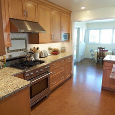 Traditional Kitchen by Kitchen Studio South Bay