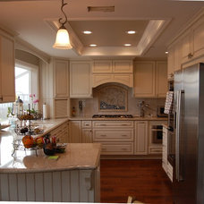 Beach Style Kitchen by Preferred Kitchen & Bath