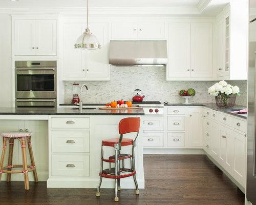 Countertop Dishwasher Adelaide : Large Calacatta Gold Herringbone 1X4 Mosaic Ca Home Design Ideas ...