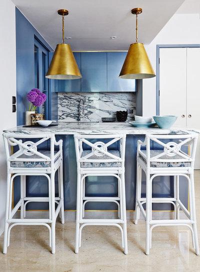 Contemporary Kitchen by E & A Interiors