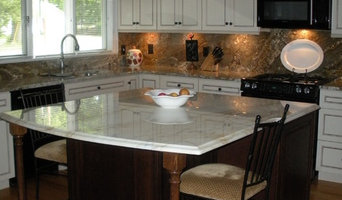 Marble and Granite Kitchen