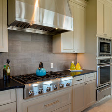 Contemporary Kitchen by Interior Selections Austin