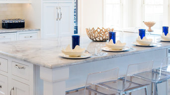 Marble Island Seating and Storage in Avalon, NJ