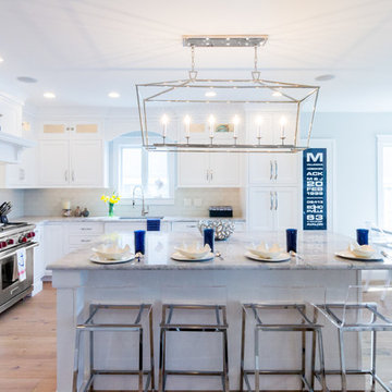 Marble Island Seating for Four in Avalon NJ