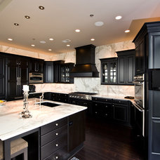 traditional kitchen by Tammy Johnson, CKD