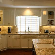 Traditional Kitchen by Marble Yard - Granite - Orange County, Anaheim
