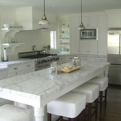 traditional kitchen by Molly Frey Design