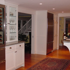 Traditional Kitchen by Michelle Jacoby, Changing Spaces