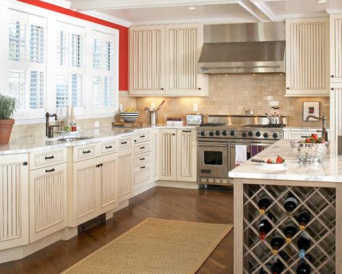 Kitchen Backsplash Neutral