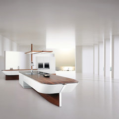 modern kitchen by Russell