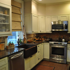 Traditional Kitchen by Evolved Interiors and Design Showroom