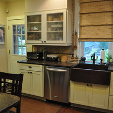 Traditional Kitchen by Interiors by Mari, LLC