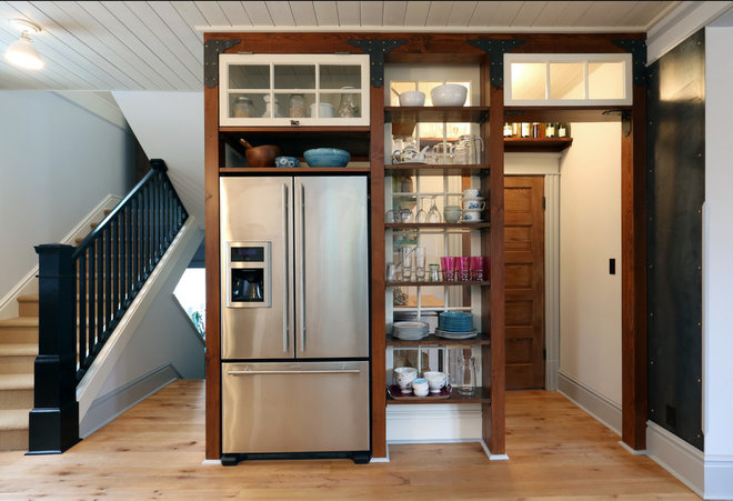 Eclectic Kitchen by Arciform