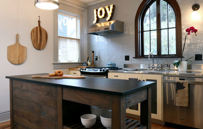 Kitchen of the Week: Victorian Style the Nonconformist Way