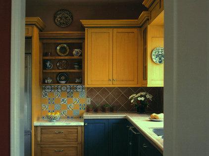 Eclectic Kitchen Marielle