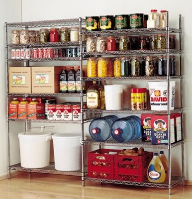 Wire Shelving Units Home Design Ideas, Pictures, Remodel and Decor