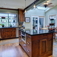 Traditional Kitchen by Weidmann Remodeling