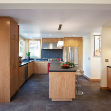Contemporary Kitchen by Ogawa Fisher Architects