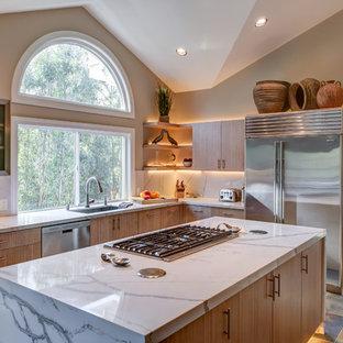 Marin Bay Kitchen Designed by Rich Dicola