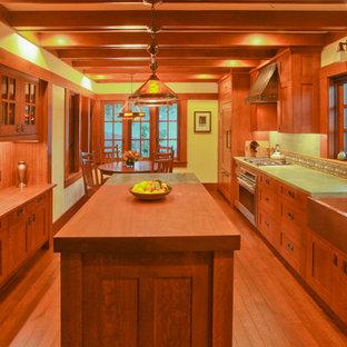 Marin Craftsman Home